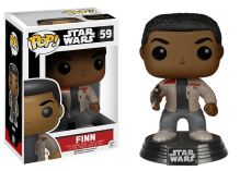Funko POP! Finn - Star Wars: Síla se probouzí Episode 7 (nová)