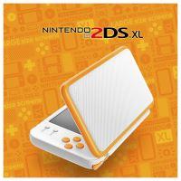 New Nintendo 2DS XL - žlutobílé