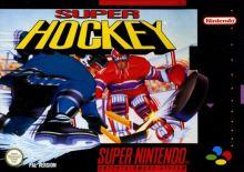 Nintendo SNES Super Hockey