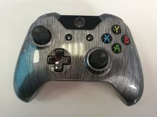 [Xbox One] Bezdrátový Ovladač - Brushed Steel Edition