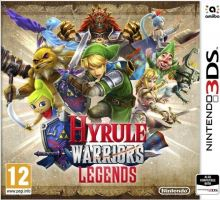 Nintendo 3DS Hyrule Warriors Legends (nová)
