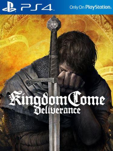PS4 Kingdom Come: Deliverance (CZ)
