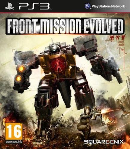 PS3 Front Mission Evolved