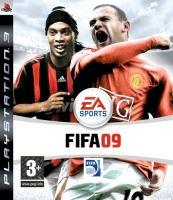 PS3 FIFA 09 (CZ) 2009 (bez obalu) (Gambrinus liga)
