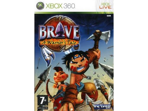 Xbox 360 Brave: A Warrior's Tale