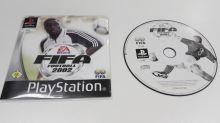 PSX PS1 Fifa 2002