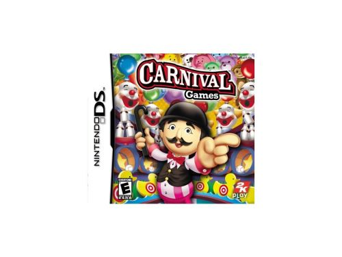 Nintendo DS Carnival Games