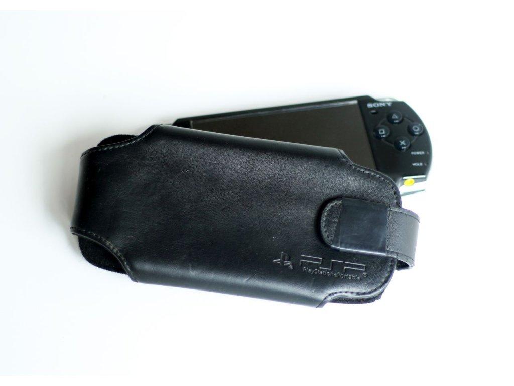 [PSP] Kožené Pouzdro Sony