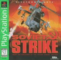 PSX PS1 Soviet Strike
