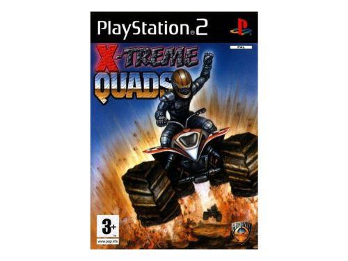 PS2 X-Treme Quads