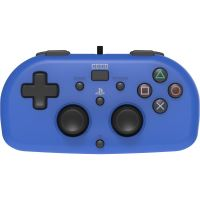 [PS4] Drátový Ovladač Horipad Mini - modrý