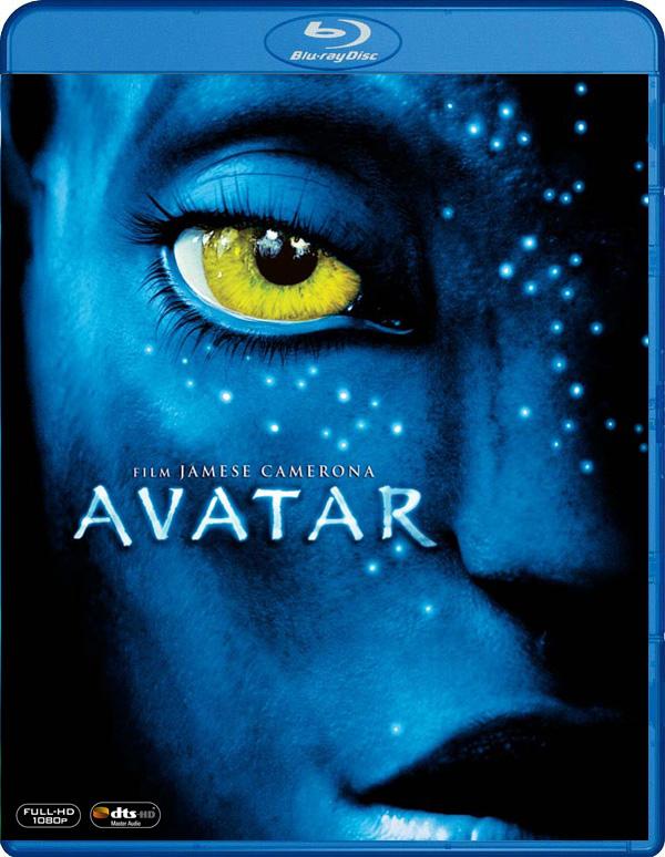 Blu-Ray Film Avatar