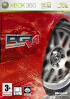 Xbox 360 PGR Project Gotham Racing 4 (CZ)