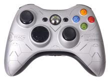 [Xbox 360] Bezdrátový Ovladač Microsoft - Halo Reach Limited Edition (kosmetická vada)