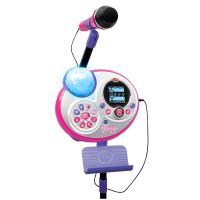 VTech Mikrofon (růžový)