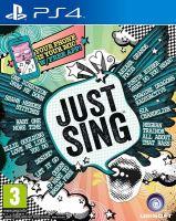 PS4 Just Sing (nová)