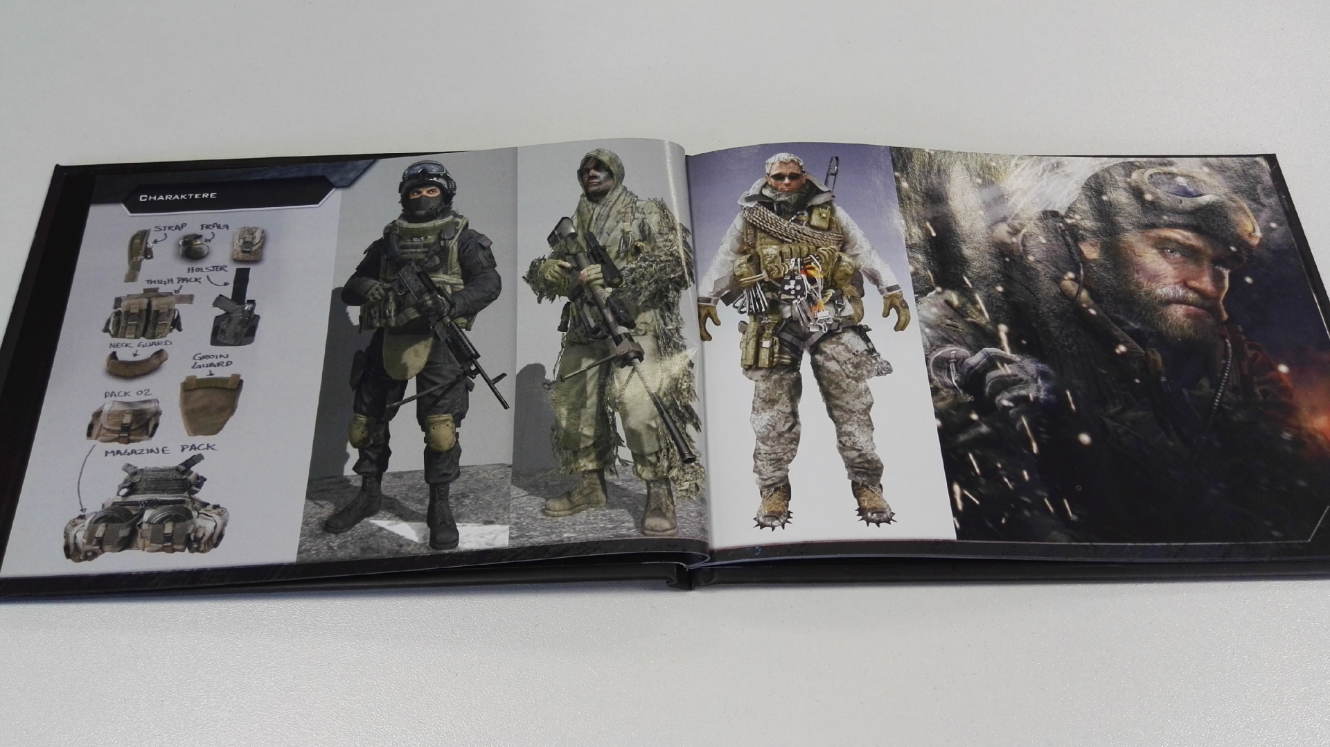 Art Book - Modern Warfare 2 (DE)