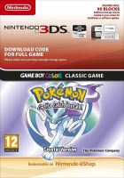 Voucher Nintendo 3DS Pokemon Crystal