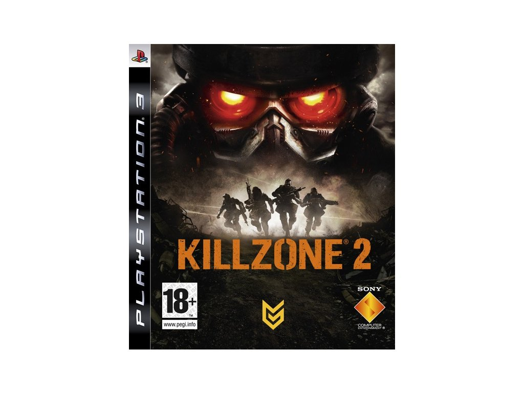 PS3 Killzone 2 (nová)