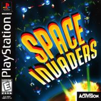 PSX PS1 Space Invaders (2107)