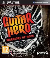 PS3 Guitar Hero Warriors Of Rock (pouze hra)