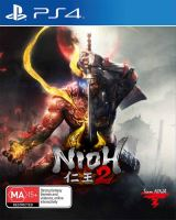 PS4 Nioh 2 (nová)