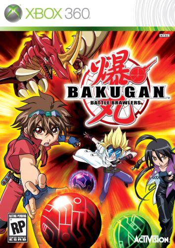 Xbox 360 Bakugan - Battle Brawlers