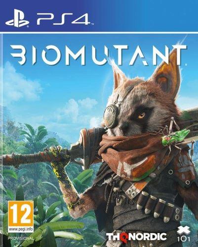PS4 Biomutant (Nová)