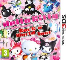 Nintendo 3DS Hello Kitty and Friends: Rockin World Tour (nová)