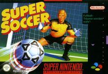 Nintendo SNES Super Soccer