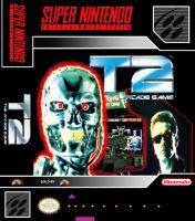 Nintendo SNES T2: The Arcade Game