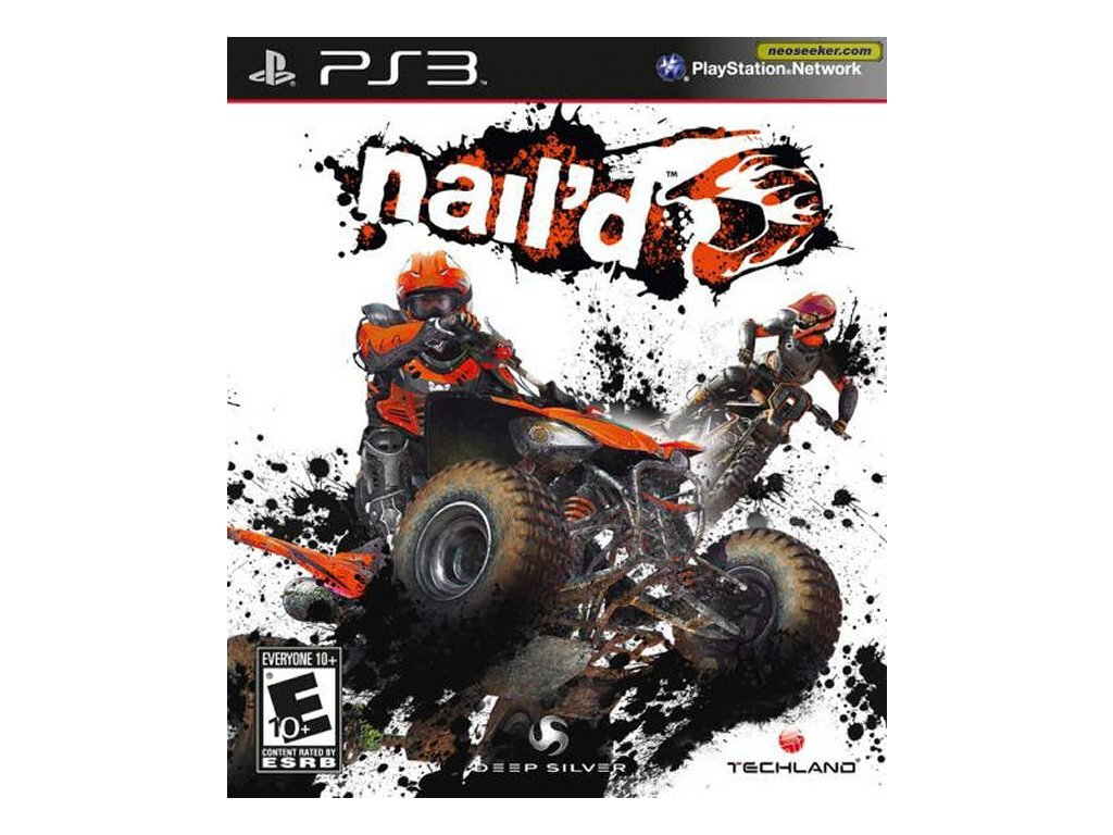 PS3 Naild