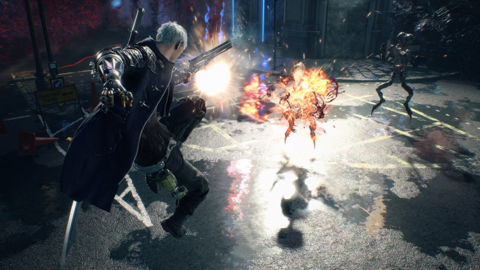 PS4 Devil May Cry 5 (nová)