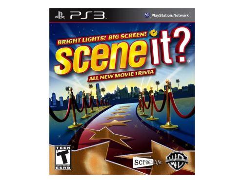 PS3 Scene It? Bright Lights - Big Screen
