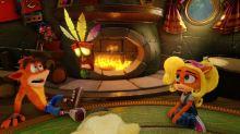 Nintendo Switch Crash Bandicoot N. Sane Trilogy (nová)