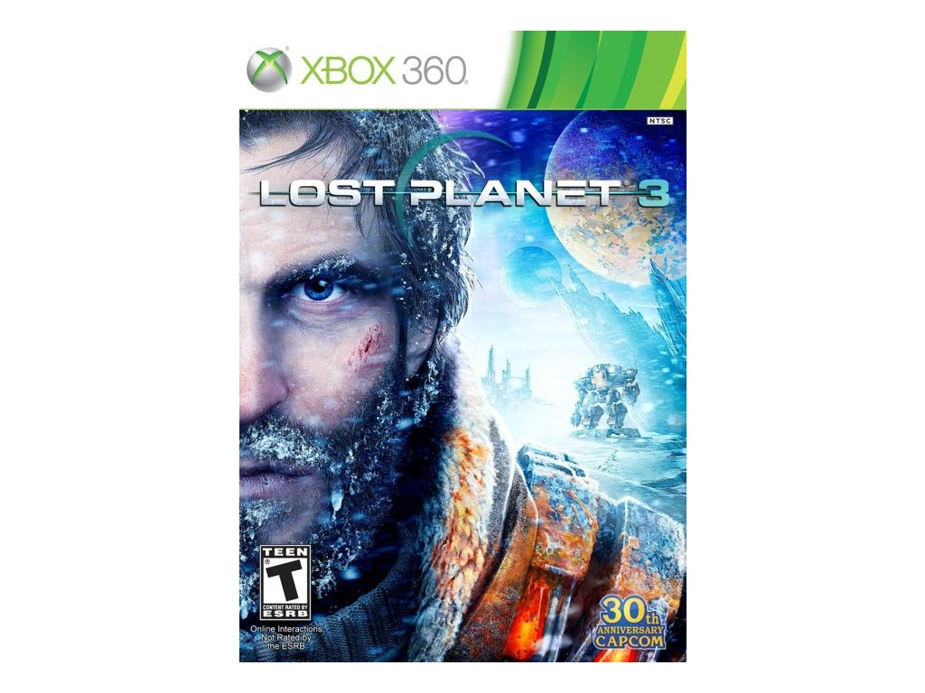 Xbox 360 Lost Planet 3