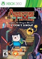 Xbox 360 Adventure Time Explore the Dungeon Because I Don't Know!