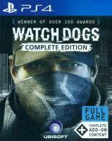 PS4 Watch Dogs Complete Edition (nová)