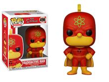 Funko POP! Animation: Radioactive Man - The Simpsons S2 - Radioaktivní muž - Simpsonovi (nová)