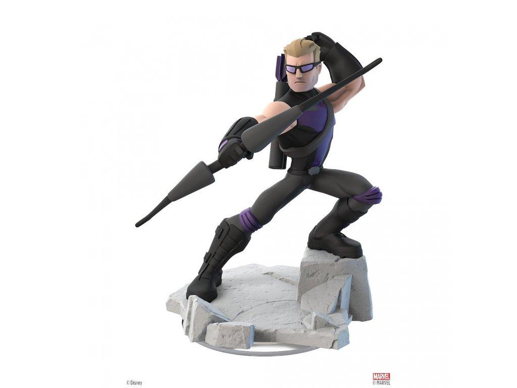 Disney Infinity Figurka - Avengers: Hawkeye (estetická vada)