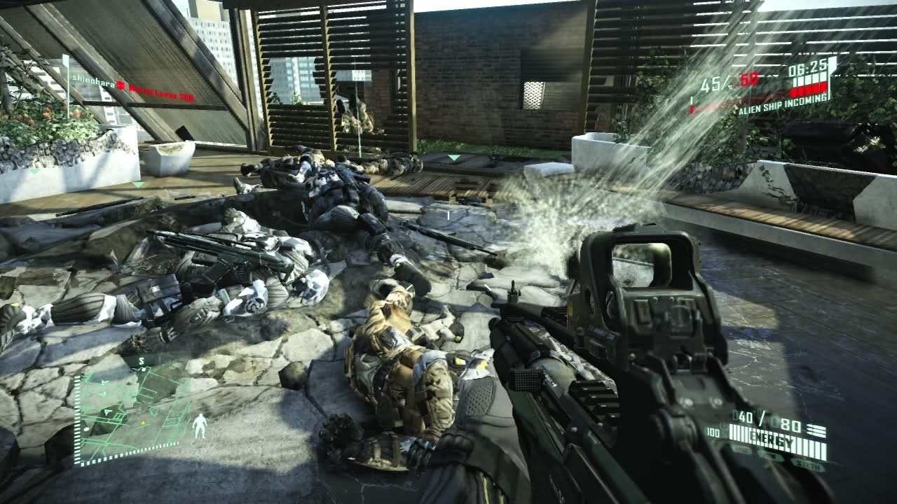 Xbox 360 Crysis 2 (CZ)