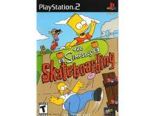 PS2 Simpsonovi - The Simpsons Skateboarding