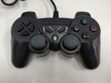 [PS3|PC] Drátový Ovladač CSL - černý (estetická vada)