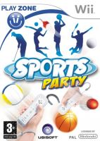 Nintendo Wii Sports Party