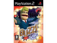 PS2 Buzz! - Veľký Kvíz (hra + drôtové ovládača)