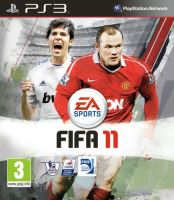 PS3 FIFA 11 (CZ) 2011 (bez obalu) (Gambrinus liga)