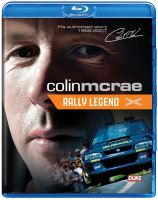 Blu-Ray Film Colin McRae Rally Legend