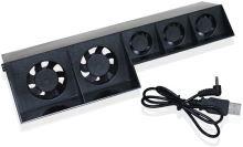 [PS4] Chladič Dobe Cooling Fan - černý