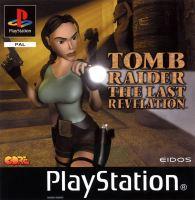 PSX PS1 Tomb Raider 4: The Last Revelation