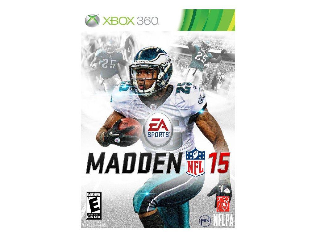 Xbox 360 Madden 15